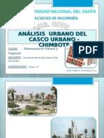 Analisis Urbano - Chimbote
