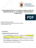 Bases Curriculares