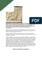 Mitos y Leyendas Mesopotamicas