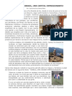 ¡PORTO ALEGRE-BRASIL, UNA CAPITAL IMPRESIONANTE!