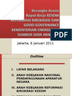 Reformasi Birokrasi Raker Kesdm 5-1-2011!17!15