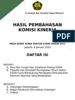 Bahan Hasil Komisi Kinerja Arahan MESDM-1