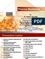 Pharma marketing Kailas
