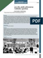 GIPS 22 - Insegnare Le Life Skills Attraverso l'Attività Sportiva