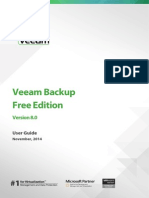 Veeam Backup Free 8
