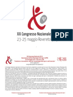 Atti XX Congresso Nazionale AIPS 2014