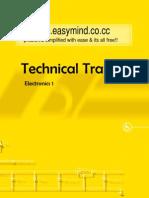 Tech Training Electronics English