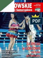 Gorzowskie Wiadomosci Samorzadowe 2009/11