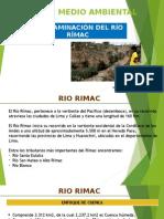 Gestión Medio Ambiental- Río Rimac