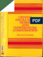 Frerking Crystal Oscillator Design Temp Comp
