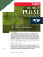 C&W Asia Pacific Economic Pulse Oct09