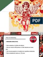 Plano de Marketing Coca-Cola