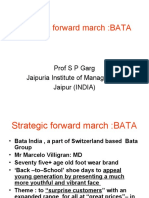 Bata Strategy