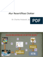 Alur Registrasi Dokter