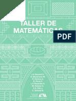 Taller De matematicas 6 basico
