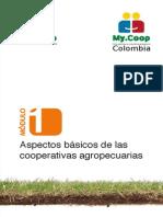 Aspectos Básicos de Las Cooperativas Agropecuarias.