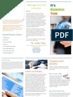 candace finley - cte 350 brochure