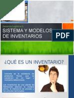 Sistema y Modelos de Inventarios