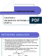 Chp3-Microwave Network Analysiswithexamples_part1