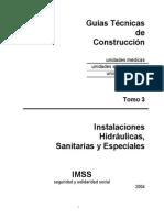 Guias Tecnicas T3 IMSS