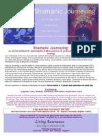 2012 Intro to Shamanic Journeying Flyer Singapore July