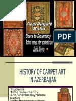 Carpet Azerbaijan Baku