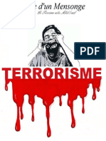 le terrorisme selon ALLAH