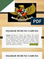 SEJARAH GARUDA PANCASILA