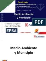 6 Medio Ambiente Municipiof asdf asdf
