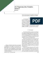 00 - (Paradigma 04) O STF e a Corte Suprema Dos Estados