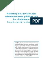 Toni Puig Marketing de servicios para administraciones públicas con los ciudadanos