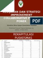 6 Kebijakan Dan Strategi IC PONED PONEK Dit BUKR