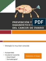 II. Capitulo 197 - Prevención y Diagnóstico Precoz Del Cancer de Ovario