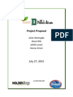 project proposal - final