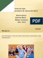 biomecanica, actividades fisica con depresion.pptx