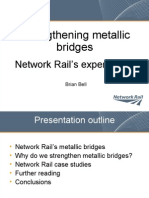 strengthening Metallic Bridges