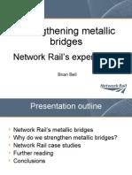 strengthening Metallic Bridges
