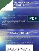 ANÁLISIS BIOMECÁNICO DEL SALTO TRIPLE-ATLETISMO.ppt