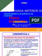 2. CINEMÁTICA 1