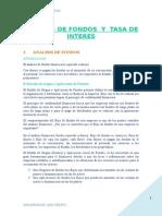 Aaanalisis de Fondo y Tasa de Interes Gerencia 07