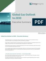 Energy Insights Global Gas Exec Summary