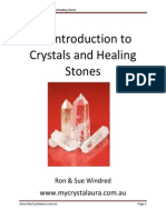 An Introduction to Crystals and Healing Stones