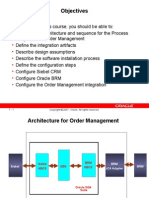 Order Management Technical TOI READY