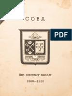 Cathedral Old Boys Association Centenary Magazine