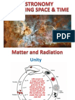 Matter and Radiation