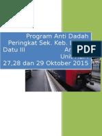 Program Anti Dadah Peringkat Sek 2015 Laporan Online
