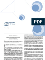 Case Digest Contitutional Law