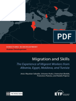 Migration and Skills
