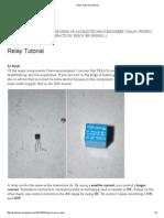 Relay Tutorial _ Kentronix