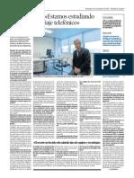 Entrevista a Javier Marión, gerente del Salud